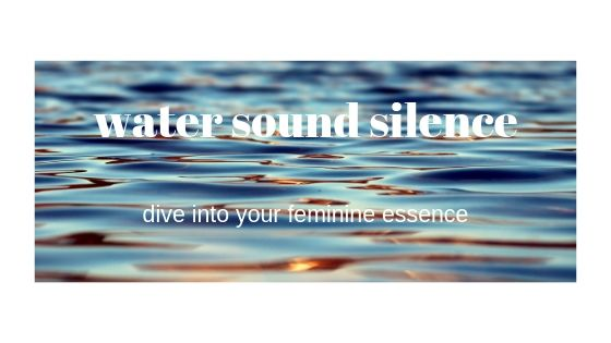 water sound slikence